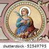 Saint Catherine - stock photo