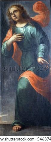 Saint Vincent de Paul - stock photo