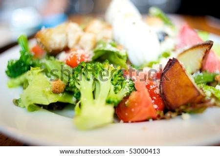 Salad - stock photo