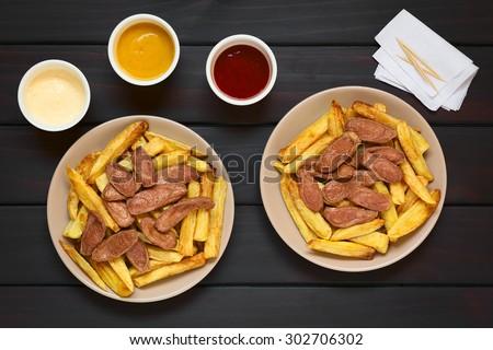 Salchipapas im genes pagas y sin cargo y vectores en for American traditional cuisine