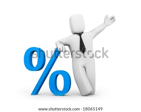 Sale concept - stock photo