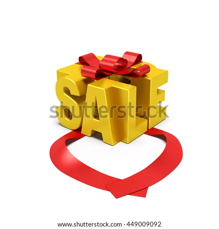 gift box in word