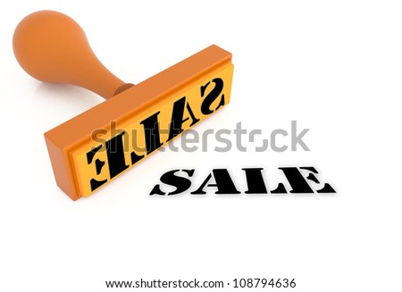 Sale from stamper