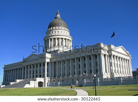 Salt Lake City Capitol