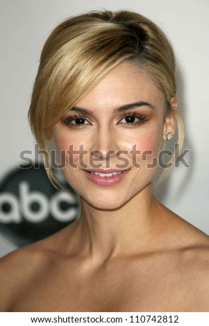 Samaire Armstrong at the 2007 ABC All Star Party. Beverly Hilton Hotel, Beverly Hills, CA. 07-26-07