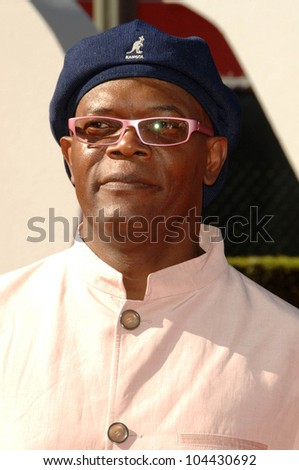 Samuel L. Jackson  at the 17th Annual ESPY Awards. Nokia Theatre, Los Angeles, CA. 07-15-09 - stock photo