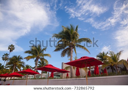 SAMUI ISLAND , THAILAND - October 8, 2017 : SAMUI ISLAND the third largest island of Thailand. Samui is renowned for its beaches. It attracts more and more tourists. And its varieties of resorts.