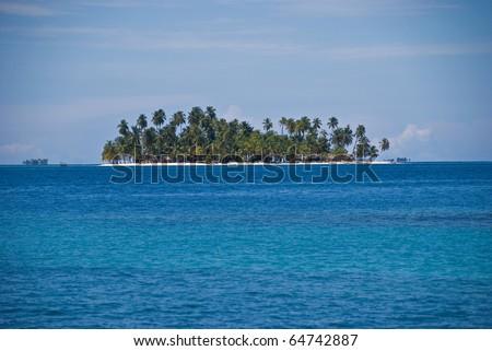 San Blas, Kuna Yala, Panama. - stock photo