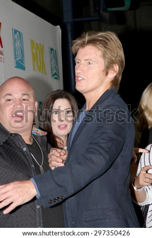 SAN DIEGO, CA - JULY 10: Denis Leary arrives at the 20th Century Fox/FX Comic Con party at the Andez hotel on July 10, 2015 in San Diego, CA. - stock photo