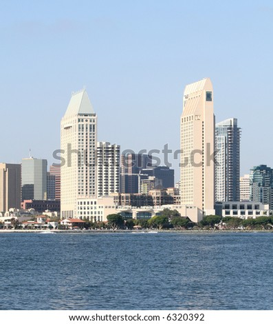 San Diego is the second largest city in California and the eighth largest city in the United States. San Diego just north of the Mexican border, sharing a border with Tijuana.