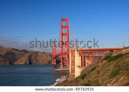 San Francisco Golden Gate Bridge