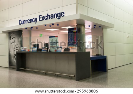 Sydney airport forex rates