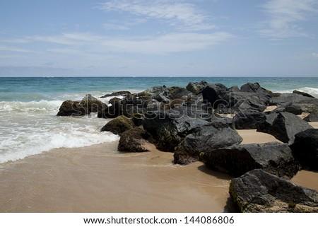 San Juan Shore - stock photo