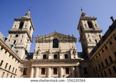 San Lorenzo de el Escorial, Spain