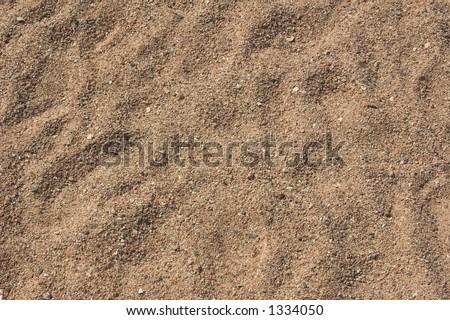 sand - stock photo