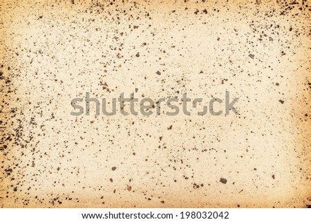 sand as backgrounds and texture  - stock photo