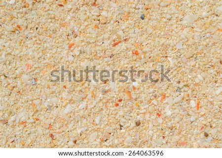 Sand beach backgrounds - stock photo