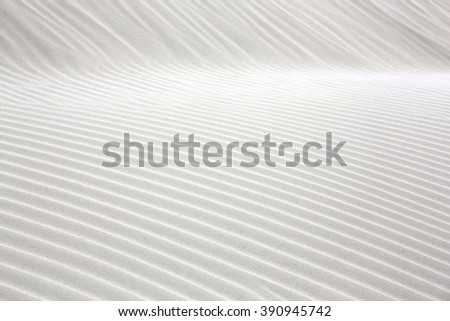 Sand desert surface dunes of Socotra island