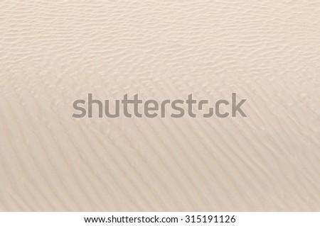 Sand Dune texture background / Sand Dune texture - stock photo