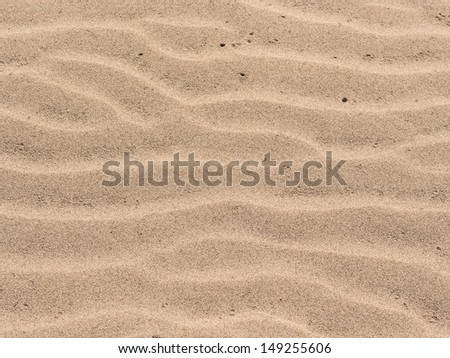 Sand ripples background