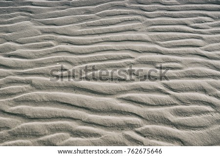 SAND - Structure on the sea beach