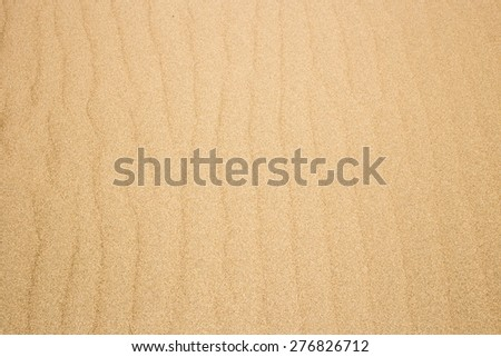 Sand texture background - stock photo