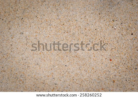 sands background and texture - stock photo