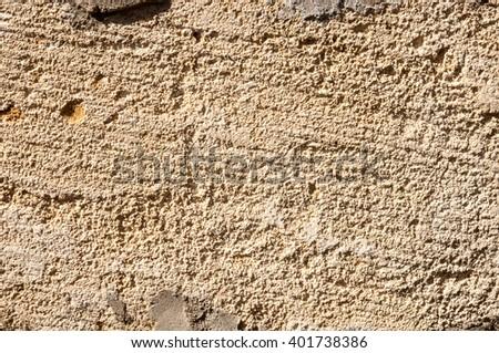 Sandstone textured background  - stock photo