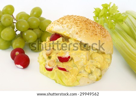 Jubilee chicken Stock Photos, Images, & Pictures   Shutterstock