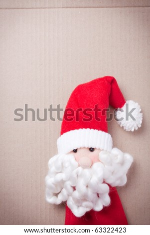 Santa Claus,isolated