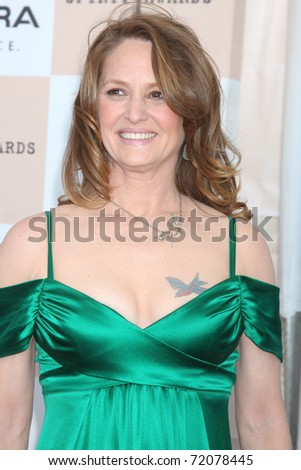 SANTA MONICA, CA - FEB 26:  Melissa Leo arrives at the 2011 Film Independent Spirit Awards at the Beach on February 26, 2011 in Santa Monica, CA