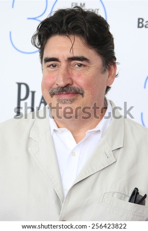 SANTA MONICA - FEB 21: Alfred Molina at the 2015 Film Independent Spirit Awards on February 21, 2015 in Santa Monica, California - stock photo