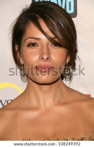 Sarah Shahi  at the NBC Universal 2008 Press Tour All Star Party. Beverly Hilton Hotel, Beverly Hills, CA. 07-20-08