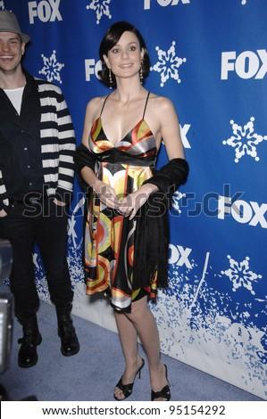 "SARAH WAYNE CALLIES - star of ""Prison Break"" - at the Fox All-Star Winter TCA Party in Pasadena. January 20, 2007  Pasadena, CA Picture: Paul Smith / Featureflash - stock photo"