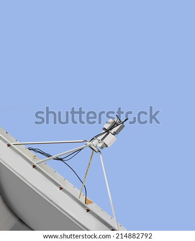 parabolic wifi antenna template - dish shaped antenna stock photos images pictures