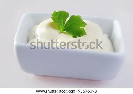 sauce - stock photo