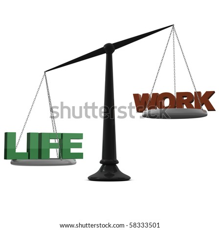 scales with life and work words