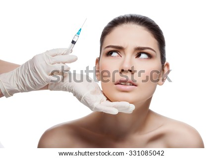 how to get over a fear of injections