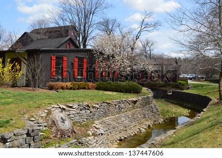 Scenic Kentucky - stock photo
