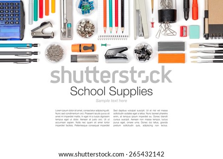 Interior Design Supplies office supplies stock images, royalty-free images & vectors