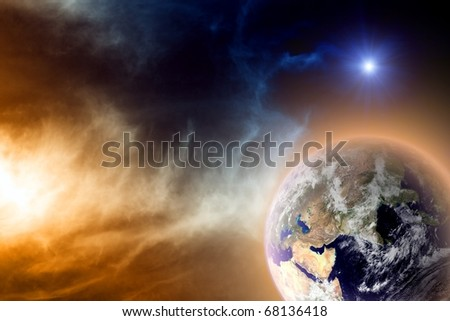 Scientific background - earth in space