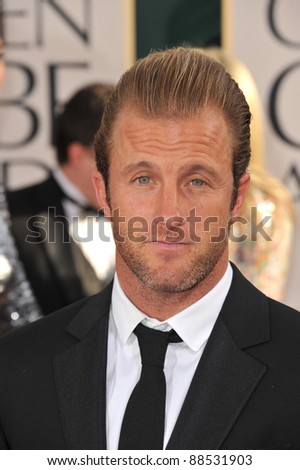 Scott  Caan at the 68th Annual Golden Globe Awards at the Beverly Hilton Hotel. January 16, 2011  Beverly Hills, CA Picture: Paul Smith / Featureflash