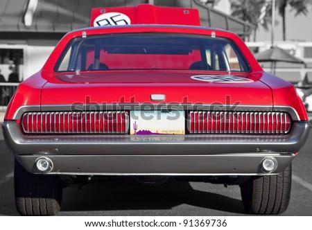SCOTTSDALE AZ SEPTEMBER Classic Stock Photo Royalty Free - Scottsdale az car show