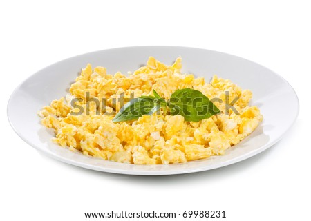 Scrambled Eggs Stock Images, Royalty-Free Images & Vectors ...