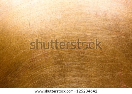 Scratched and spotted metal texture - stock photo