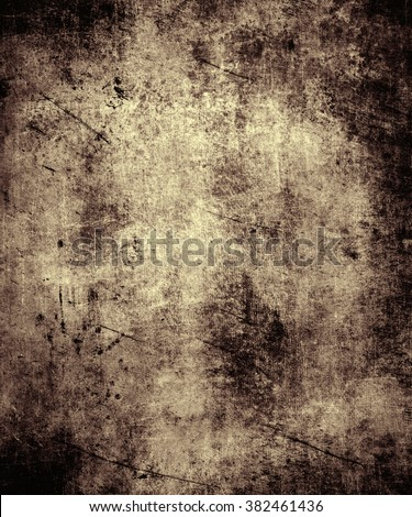 Scratched Grunge Vintage Texture Background - stock photo