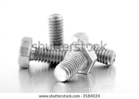 screws - stock photo