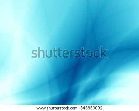 Sea blue nice wave abstract background - stock photo