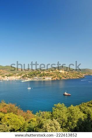 Sea Panorama - stock photo