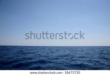 sea scape background